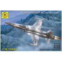 упаковка игры Истребитель F-5E Агрессор 1:72