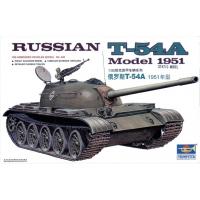 упаковка игры Танк Т-54А 1:35
