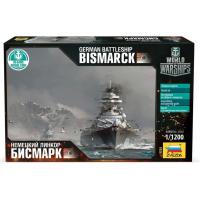 упаковка игры Корабль Бисмарк 1:1200