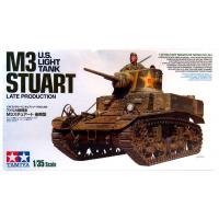 упаковка игры M3 Stuart Late prod. 1:35