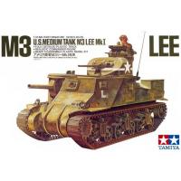 упаковка игры Американский танк М3 LEE Mk.I 1:35