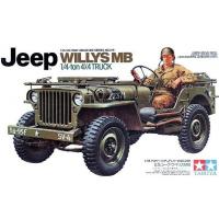 упаковка игры Американский джип WILLYS MB. 1:35