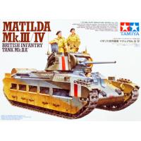 упаковка игры Matilda Mk.III/IV 1:35