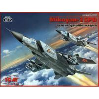 упаковка игры МиГ-25 ПД 1:72