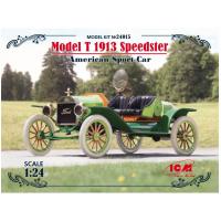 упаковка игры Model T 1913