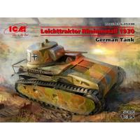 упаковка игры Leichttraktor Rheinmetall 1930, Германский танк 1:35