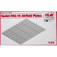 упаковка игры Советские плиты аэродромного покрытия ПАГ-14 1:72