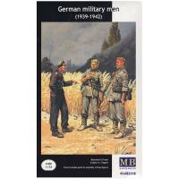 упаковка игры Фигурки Немецкие военнослужащие (1939-1942) 1:35
