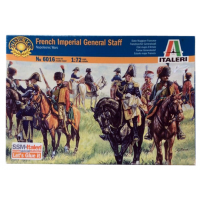 упаковка игры Французский императорский генеральный штаб (Наполеоновские войны) 1:72