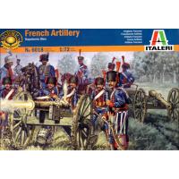 упаковка игры Солдаты FRENCH LINE/GUARD ARTILLERY (NAP.WARS) 1:72