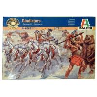 упаковка игры Солдаты GLADIATORS (I-II CENTURY B.C.) 1:72