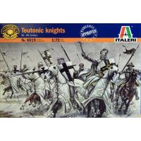 упаковка игры Солдаты TEUTONIC KNIGHTS (MEDIAVAL ERA) 1:72