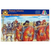 упаковка игры Солдаты ROMAN INFANTRY (I-II CENTURY B.C.) 1:72