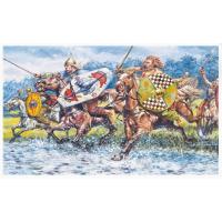 упаковка игры Солдаты CELTIC CAVALRY  (I-II CENTURY B.C.) 1:72