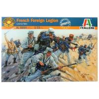 упаковка игры Фигуры FRENCH FOREIGN LEGION 1:72