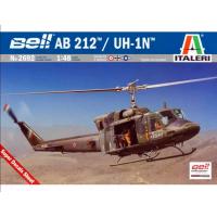 упаковка игры Вертолёт Bell AB212/UH 1N 1:48