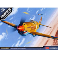 упаковка игры P-40C Томогавк II b 1:48