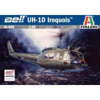 упаковка игры Вертолет UH-1D SLICK 1:48