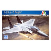 упаковка игры F-15A/C Eagle 1:48
