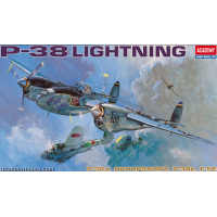 упаковка игры P-38E/J/L 1:48