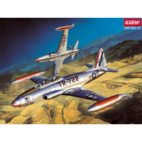 упаковка игры T-33A Shooting Star 1:48