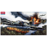 упаковка игры A-37B Dragon Fly 1:72