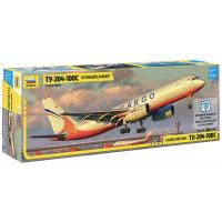 упаковка игры Ту-204-100С 1:144