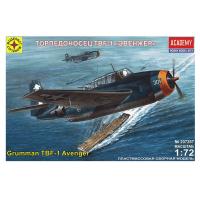 упаковка игры Торпедоносец TBF-1 Эвенжер 1:72