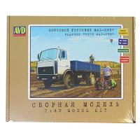 упаковка игры Грузовик МАЗ-5337 бортовой 1:43