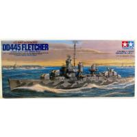 упаковка игры Fletcher 1:350