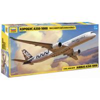 упаковка игры Аэробус А-350-1000 1:144