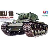 упаковка игры Танк КВ-1Б, 1940г, с 1 фигурой 1:35