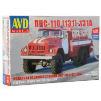 упаковка игры ПНС-110(131)-131А 1:72