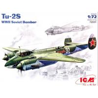 упаковка игры Ту-2 1:72