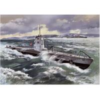 упаковка игры Германская подводная лодка U-Boat Type II В 1:144