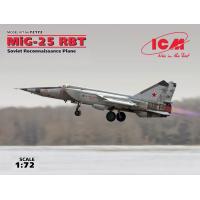 упаковка игры МиГ-25 РБТ 1:72