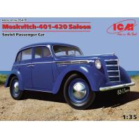 упаковка игры Москвич-401-420 1:35