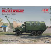 упаковка игры ЗиЛ-131 MTO-AT 1:35