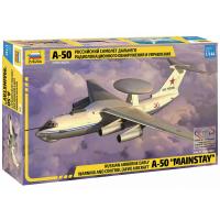 упаковка игры Самолет А-50 1:144
