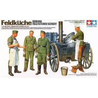 упаковка игры Немецкая полевая кухня 1:35