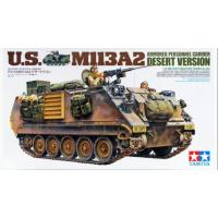 упаковка игры БМП US M113A2 Desert Ver. 1:35