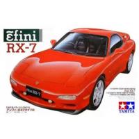 упаковка игры Efini RX-7 1:24
