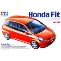 упаковка игры HONDA FIT ( JAZZ) - Car of Year Award, 2001 1:24