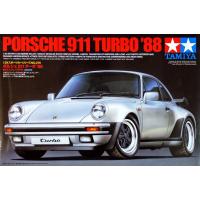 упаковка игры Porsche 911 turbo 88 1:24