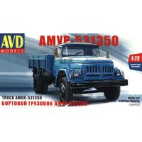 упаковка игры Бортовой грузовик АМУР-531350 1:72