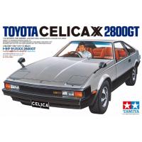 упаковка игры Toyota Celica XX 2800GT 1:24