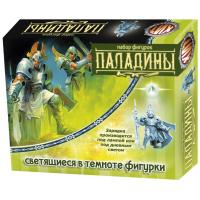 упаковка игры Набор светящихся солдатиков Паладины