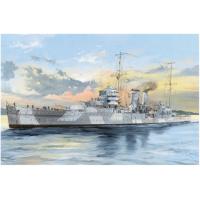 упаковка игры Корабль HMS York 1:350