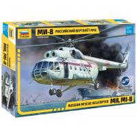 упаковка игры Вертолёт Ми-8 МЧС 1:72
