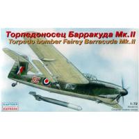 упаковка игры Самолет Барракуда Mk IV 1:72